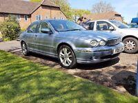 Splendid Jaguar X Type 2.2 Diesel