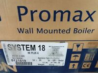 Potterton Promax SYSTEM 18 HE PLUS A 5121619