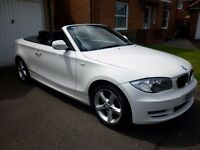 BMW 1 series convertible 118i sport