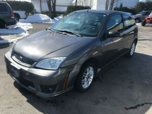 2007 Ford Focus Sport
