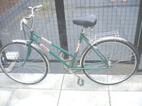 Gorgeous Vintage Dutch style Lightweight 3 Speed, ladies bike, serviced