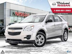 2013 Chevrolet Equinox LS AWD LOCAL TRADE/ GREAT CONDITION