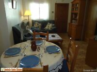 Costa Blanca, Spain. ground floor apt, a/c, wi-fi, Southerly facing (SM069)