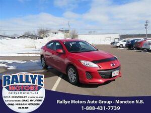 2012 Mazda MAZDA3 GX! Alloy! Trade-In! Save!