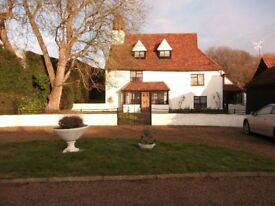 Period house on approximately three quarters of a acre of land
