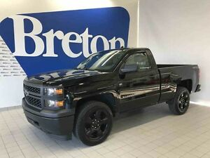2015 CHEVROLET SILVERADO 1500 4WD REGULAR CAB EDITION MIDNIGHT M