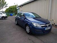 Vauxhall Astra 1.4 // low mileage