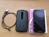 Motorola Moto G3 8GB Unlocked Mint Condition