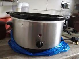tesco slow cookers like new!!