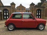 Classic Mini Red