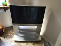 Panasonic 37 Inch TV with stand
