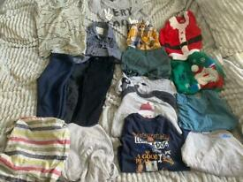 18-24 month old large bundle of boys clothes