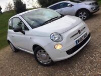 2013 Fiat 500 PoP One Lady Owner