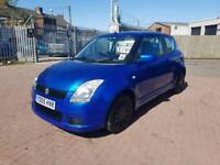 2005 05 suzuki swift low miles long mot