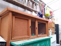 New unused guinea pig cage on short legs 48x18in