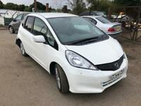 2014 HONDA JAZZ IN FOR BREAKING SPARES PARTS CHELMSFORD ESSEX LONDON