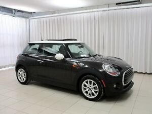 2016 MINI Cooper COOPER 3DR TURBO w/ LOADED PACKAGE, HEATED SEAT