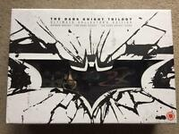 Batman The Dark Knight Trilogy Blu-Ray Ultimate Collector's Edition