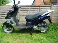 PEUGEOT SUM UP 125 SCOOTER 2009