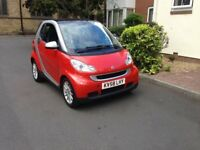 SMART CAR FOURTWO PASSION 84 AUTO COUPE