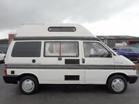 NO VAT!! Volkswagen Transporter T4 trident in great condition throughout!! 4 berth camper van