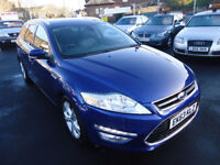 63 PLATE FORD MONDEO TITANIUM X B-S EDN TDCI ONLY 28K MILEAGE 1 FORMER FULL S...