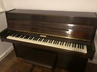 Upright Baldwin piano 1973