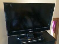 Flat screen TV 26inch