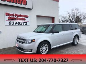 2014 Ford Flex SEL 8 PASSENGER, HEATED SEATS