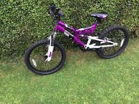 Girls Dunlop sport DS 20lbs bike