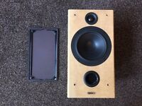 Pair of 120 Watt Speakers (Tannoy F2, perfect conditions)