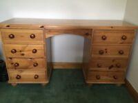 Good quality Pine Desk
