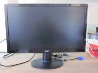 "acer S220HQL monitor, 21.5"" screen"