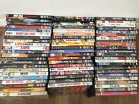 DVDS for sale large collection