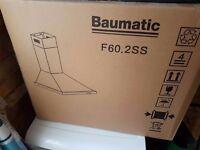 Baumatic Cooker hood F60.2ss