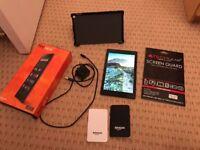 """Amazon Fire HD8 Black 8"""" Tablet"""