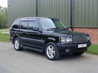 WANTED RANGE ROVER SPORT HSE P38 WANTED