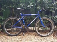 GT Tequestra Mountain Bike 21 Speed Deore Large frame Serviced