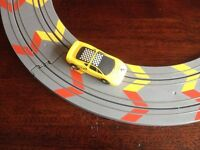 Scalextric Micro Car Racing Set My First Scalextric For 3+ Two Cars Good Condition