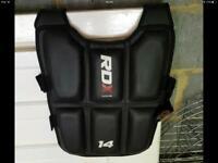 14kg weighted running vest / weight plate