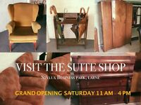 ** USED FURNITURE & SUITES ** VINTAGE & RETRO PIECES ** ITEMS FOR UP-STYLING **