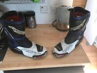 RST tractech evo boots uk11