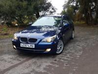 BMW 520d automatic facelift