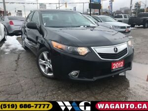 2012 Acura TSX Premium | WE FINANCE ANY CREDIT