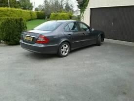 Mercedes E220 £3250 ONO