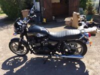 Triumph Bonneville 2010 for sale low mileage lots of extras LAST CHANCE FOR THIS BIKE