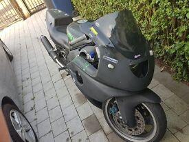 Yamah R6 600cc