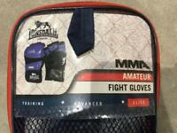 MMA FIGHT GLOVES new in packaging fitness equipment gym boxing