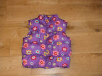 Marks and Spencer Girl's Gilet, Age 2-3