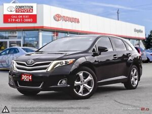 2014 Toyota Venza Toyota Certified, One Owner, No Accidents,...